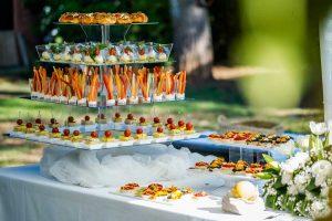 Catering per banchetti Roma